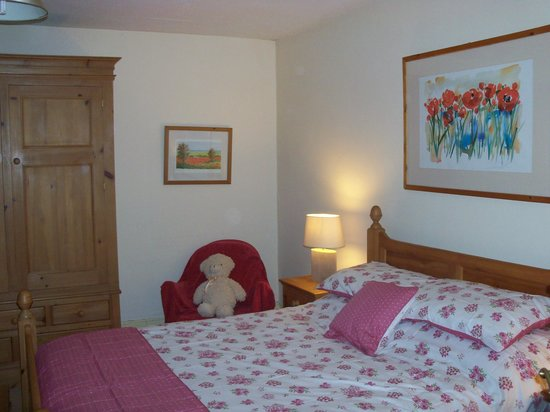 Willow Farm Bed and Breakfast: DOUBLE ROOM