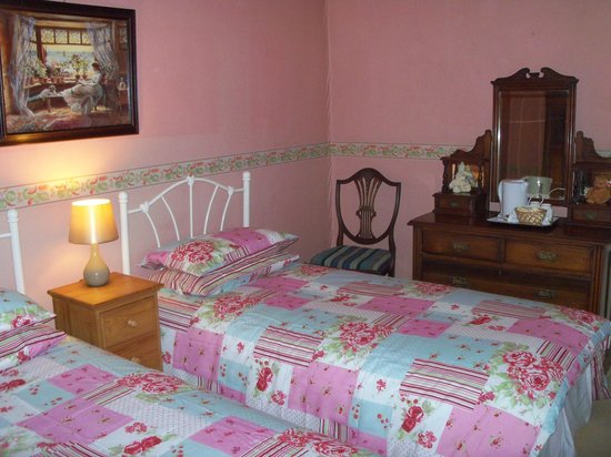 Willow Farm Bed and Breakfast: TWIN ROOM
