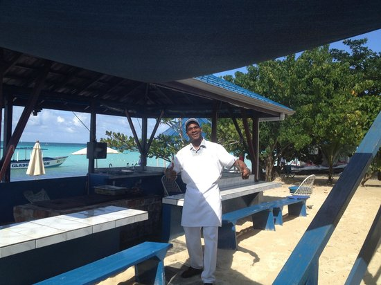 Negril Tree House Resort:                                     Chef Alan