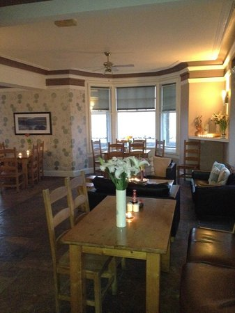 Eden Lodge Hotel: Enjoy your meal!