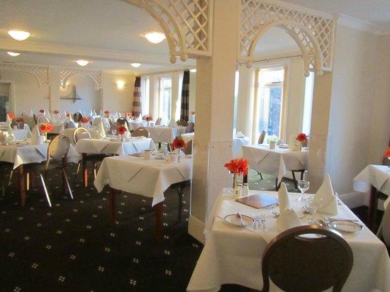 Park Manor Hotel: Dining Room