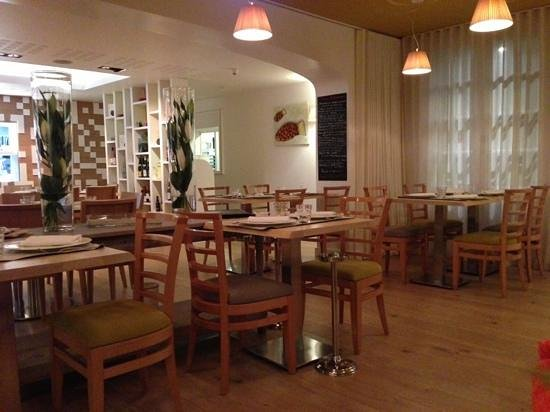 Secret :                   great restaurant !!