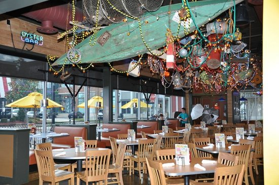 Razzoo's Cajun Cafe: Garland (Firewheel)