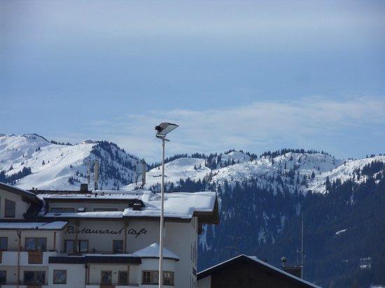 Landhotel Tirolerhof:                   Views from hotel