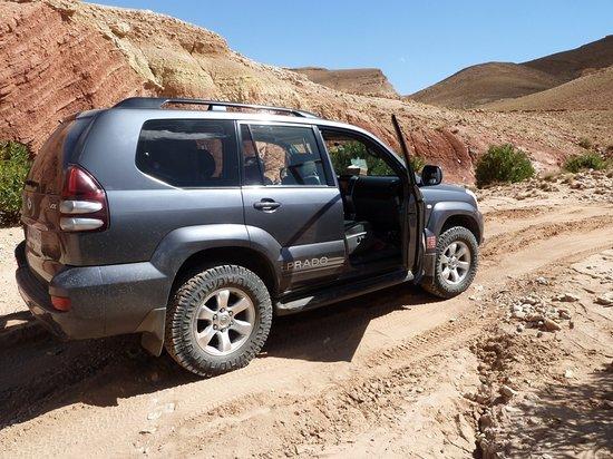 Sahara Desert Crew 4wd