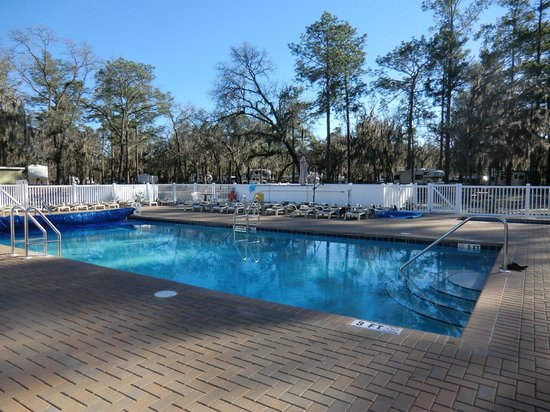Suwannee Valley Resort, Hotels in White Springs