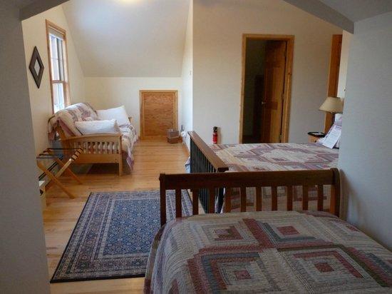 Denali Overlook Inn: Mt. Hunter Suite
