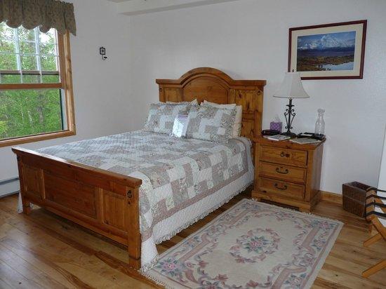 Denali Overlook Inn: Talkeetna Range Room