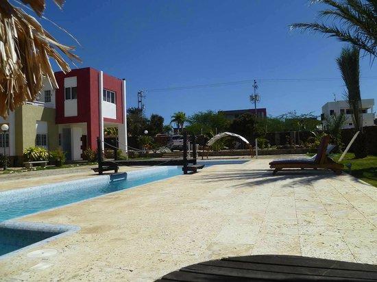 Posada Paraiso: View at Pool