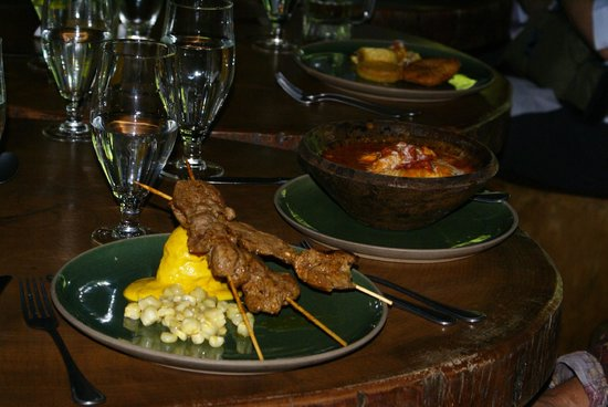 Inkaterra Reserva Amazonica: The food at Inkaterra was 1st class
