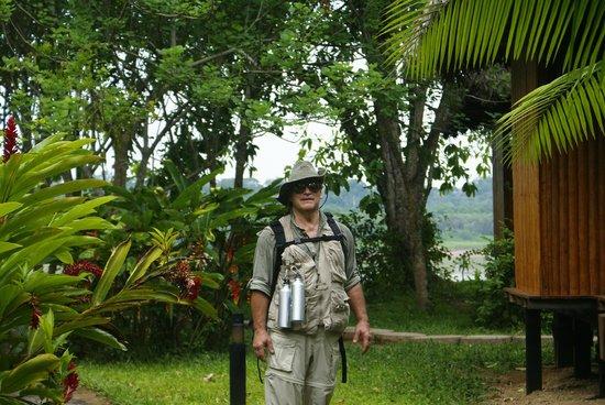 "Inkaterra Reserva Amazonica: ""Michaelous Indianeous Jonesous"""