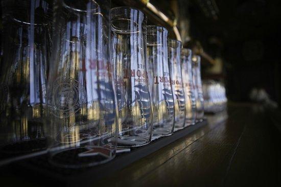 Burger Pub : Une bonne bière froide pour l'après-ski ou sur la terrasse!