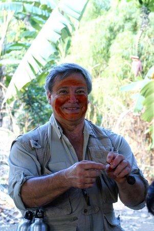 """Inkaterra Reserva Amazonica: """"Blanco Diablo"""""""