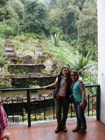 Impulse Travel: cerro monserrate