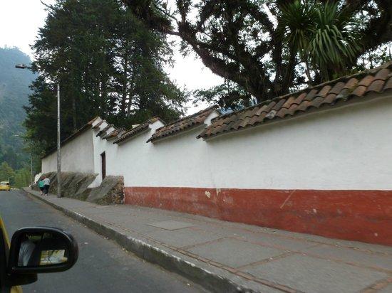 Impulse Travel: quinta de bolivar