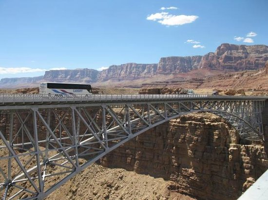 Historic Navajo Bridge: Navajo Bridge