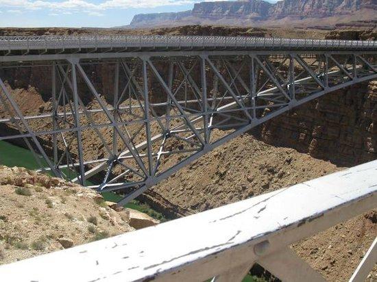 Historic Navajo Bridge照片