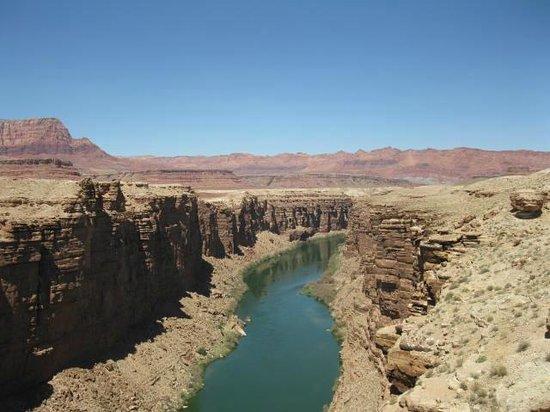 写真Historic Navajo Bridge枚