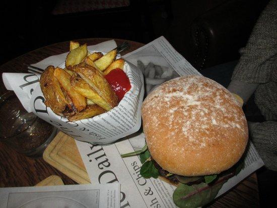 The Prince Edward:                   Hamburger :)