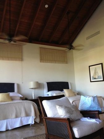 Villa Aquamare:                   double bed room