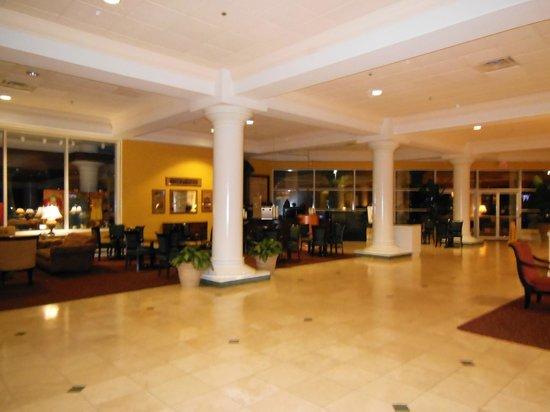 Rosen Plaza Hotel: Hall