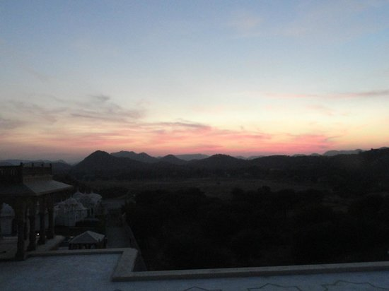 Fairmont Jaipur:                   View