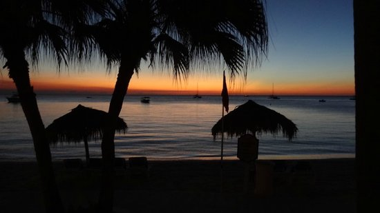 Sandals Negril Beach Resort & Spa:                   gorgeous at sunset