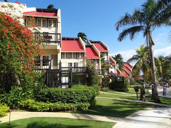 Sandals Negril Beach Resort & Spa:                   Loft suites