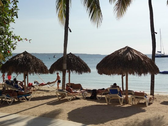Sandals Negril Beach Resort & Spa:                   beach