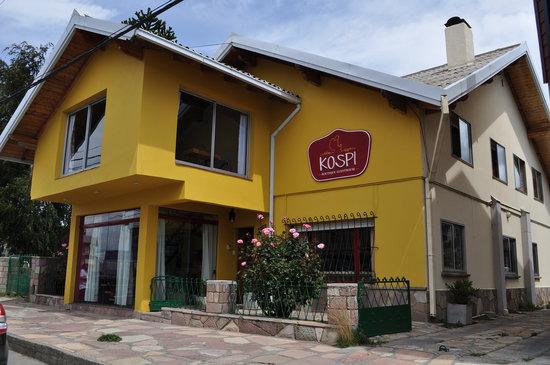 Kospi Boutique Guesthouse: Vista exterior