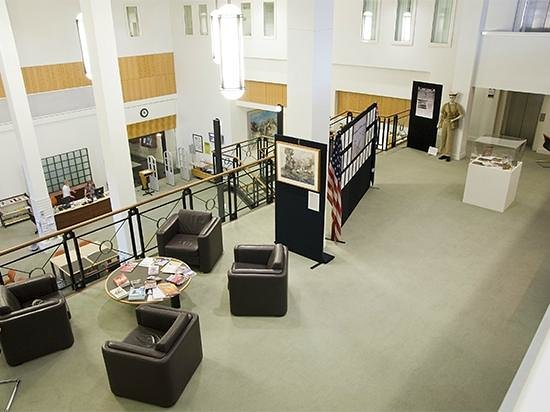 Northern Territory Library: A beautiful space to view exhibitions or research your family history