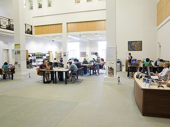 Northern Territory Library : We offer free wireless internet as well as free PC access