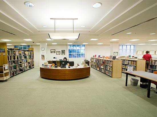 Northern Territory Library : Our friendly staff are always ready to help with your research and IT needs