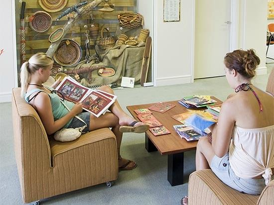 Northern Territory Library: Relax and discover all the Territory has to offer, its attractions, history and culture