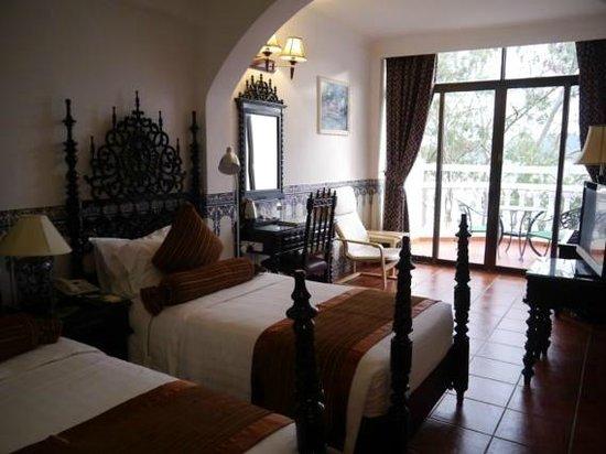 Pousada de Coloane Beach Hotel & Restaurant:                   部屋