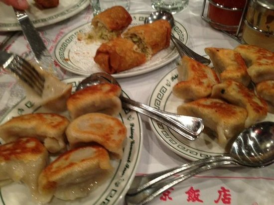 Peking Gourmet Inn : Appetizers