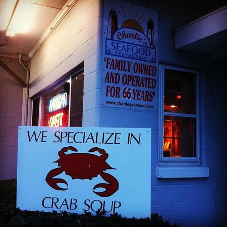 Charlie S Seafood Restaurant