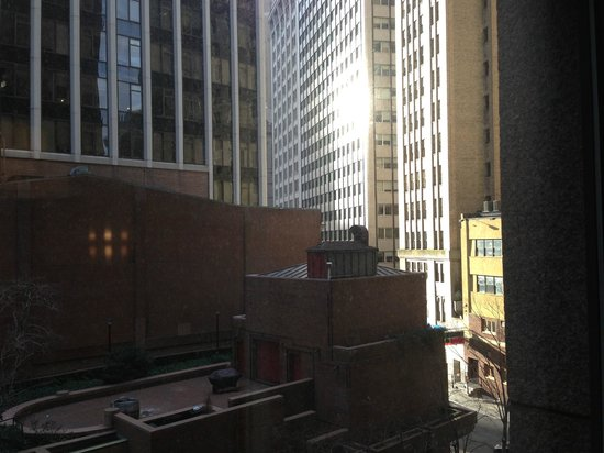Andaz Wall Street: View