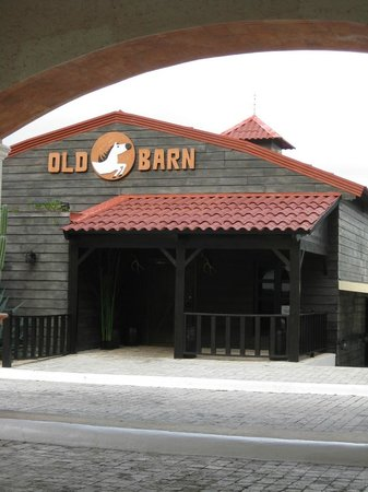 Golden Parnassus All Inclusive Resort & Spa Cancun:                   Old Barn Steakhouse