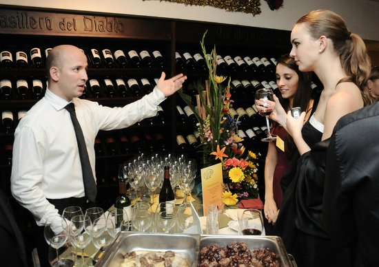 Restaurante & Bbqq El Chicote: Wide Selection of Wines. Price ranges $20-$60