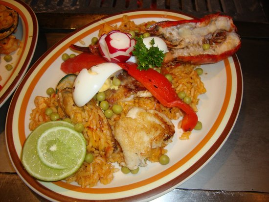 Restaurante & Bbqq El Chicote: We serve the freshest and trully Spanish Paella in town!