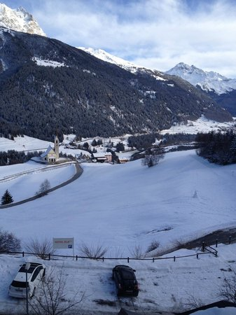 Salouf, Suisse :                   View from my balcony