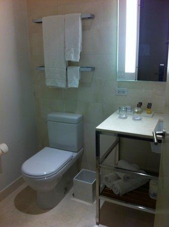Cassa Hotel 45th Street New York: Super salle de bain