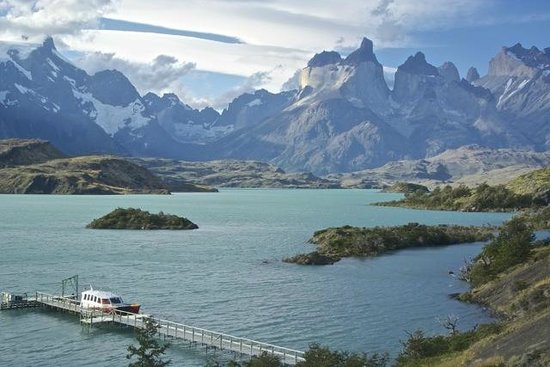 explora Patagonia:                   view from our room