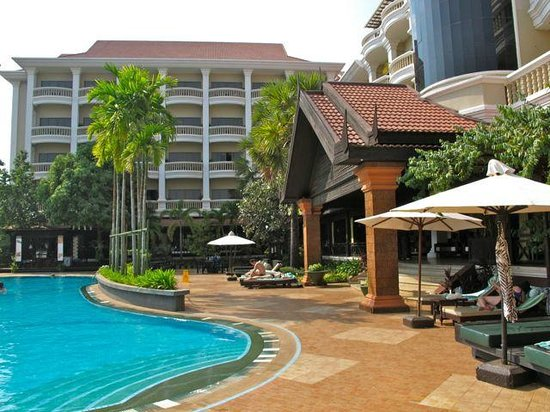 The Privilege Floor by BOREI ANGKOR:                   hotel complex