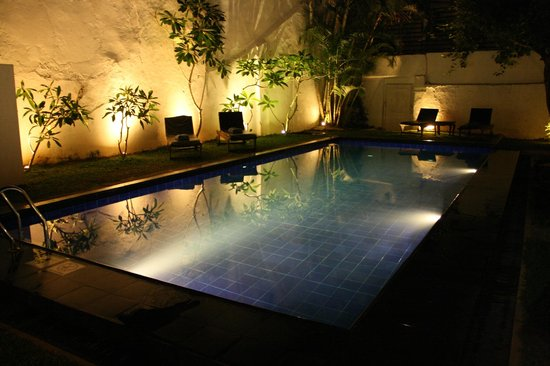Deco On 44: very nice private pool