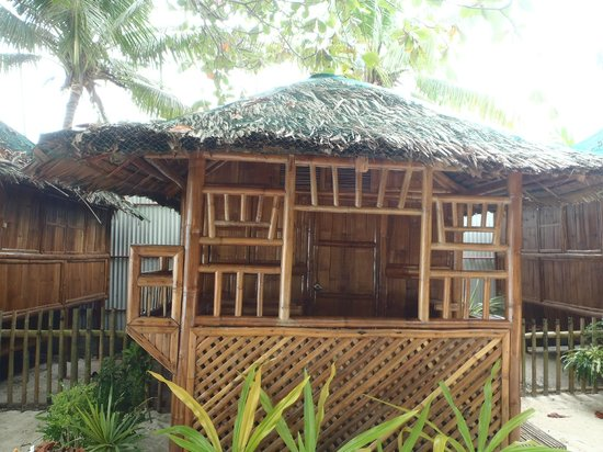 Dumaluan Beach Resort:                   Standard fan room P1,000/night