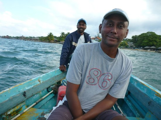 Stephen's Island Charters:                   Homer & Stephen great guides
