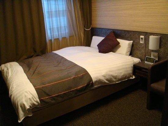 Dormy Inn Premium Kyoto Ekimae:                   お部屋