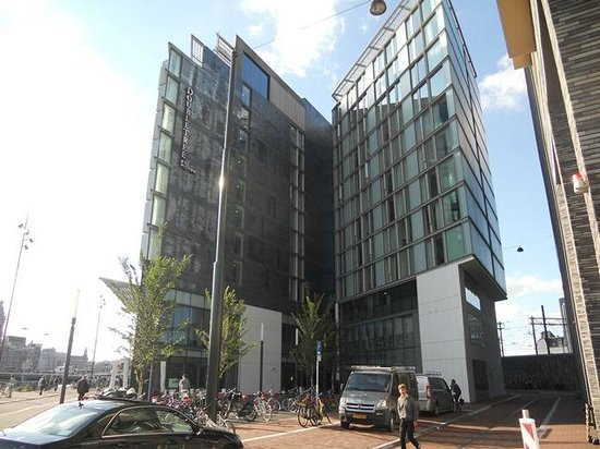 DoubleTree by Hilton Hotel Amsterdam Centraal Station:                   Double Tree Hilton